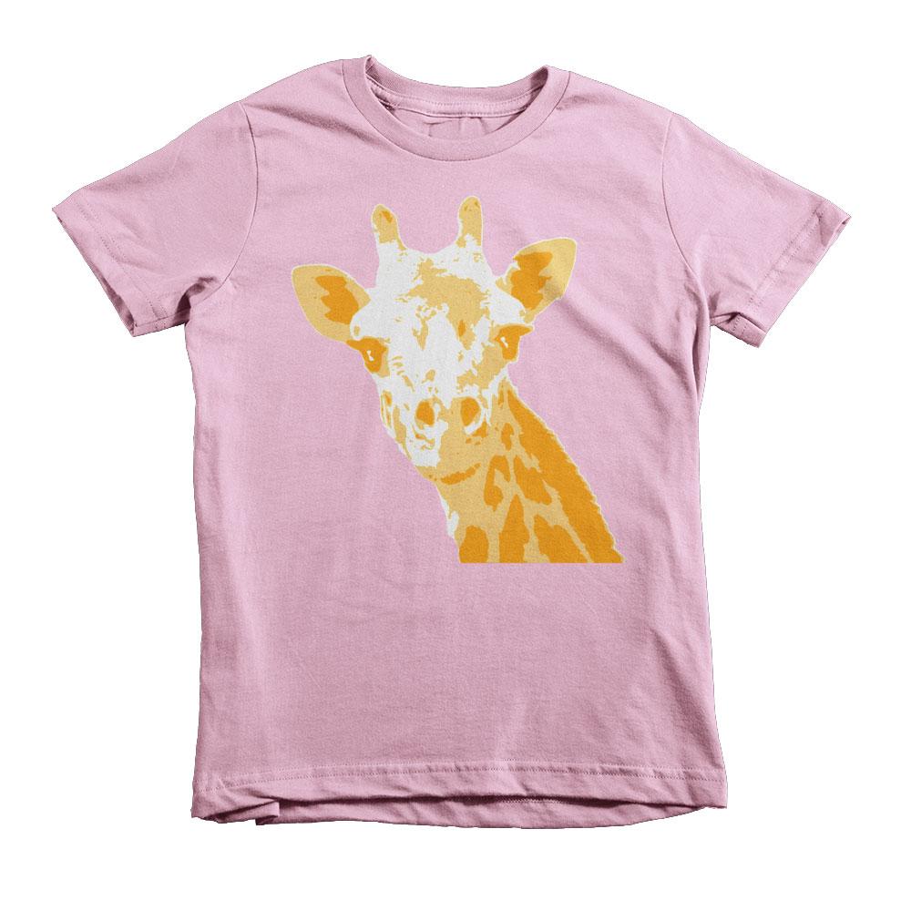 Giraffe Kids - Pink