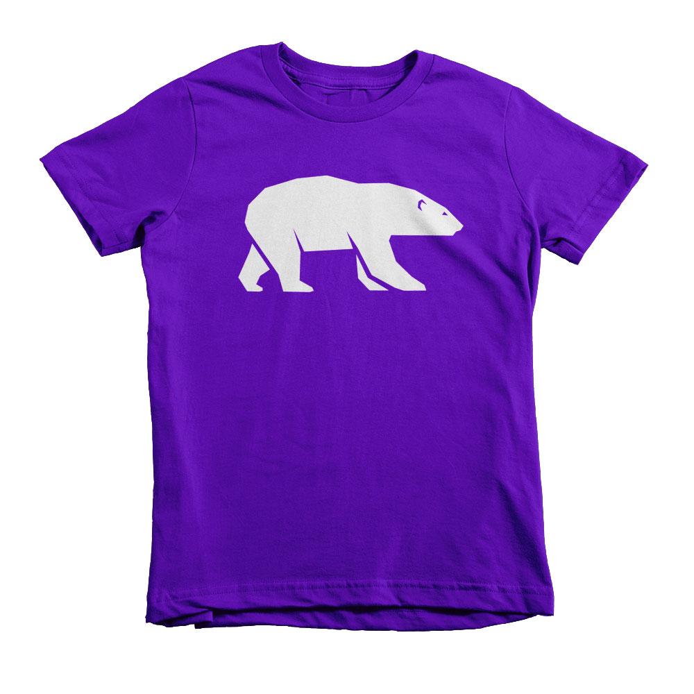 Polar Bear Habitat Kids - Purple