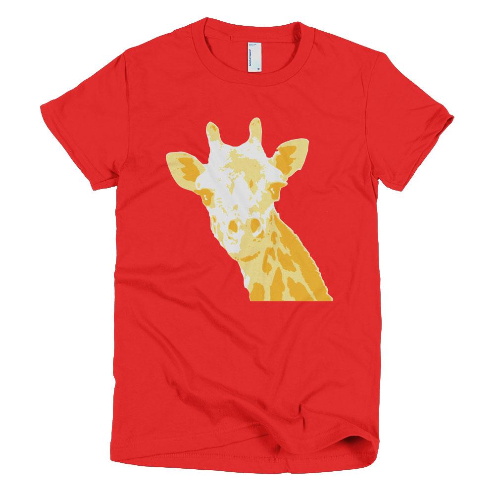 Giraffe Women - Red