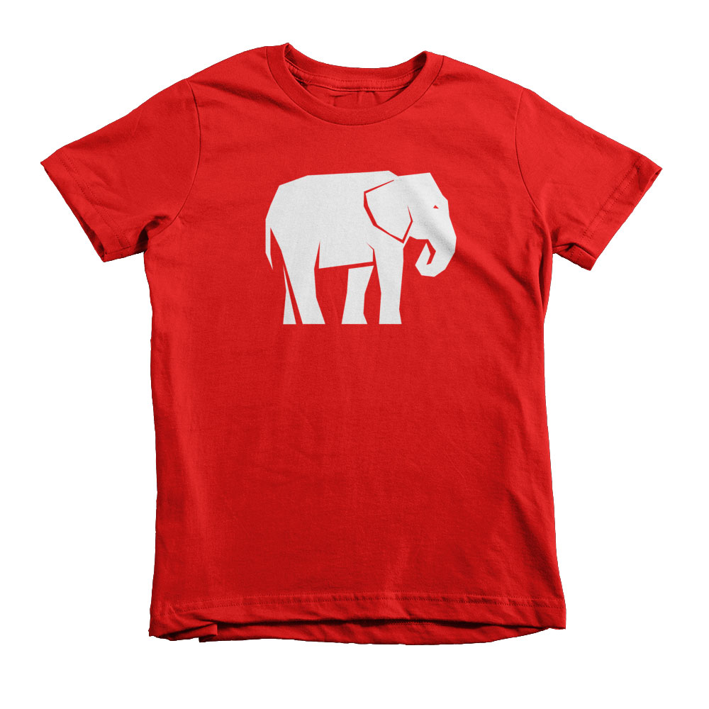 Elephant Habitat Kids - Red
