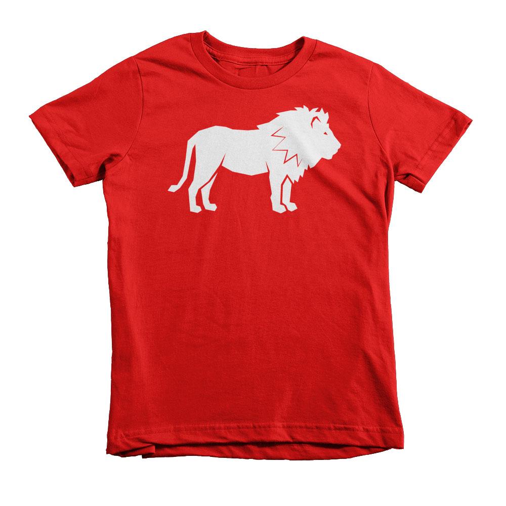 Lion Habitat Kids - Red