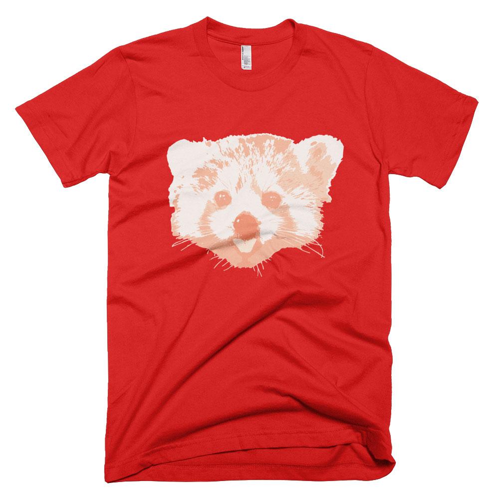 Red Panda Mens - Red