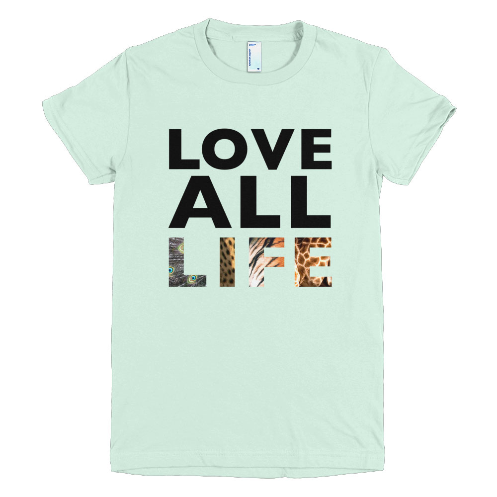 Love All Life Women - Sea Foam