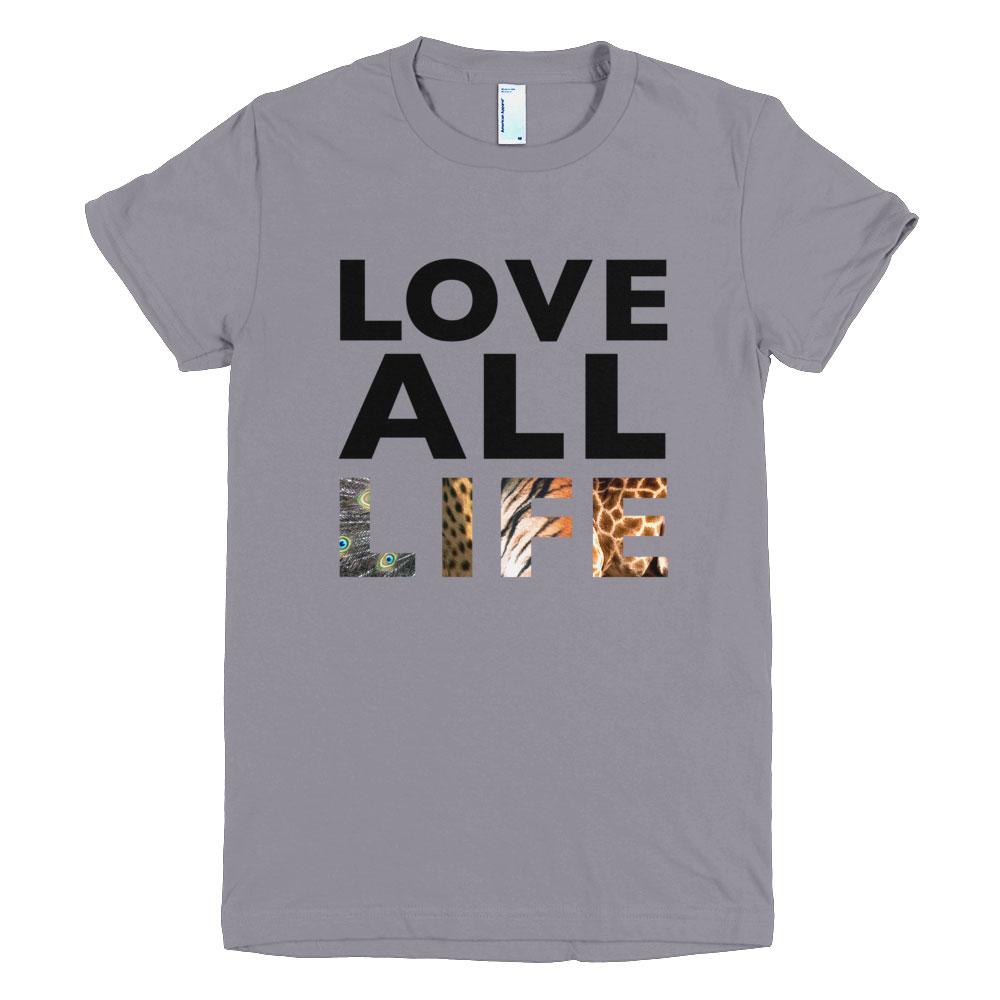Love All Life Women - Slate