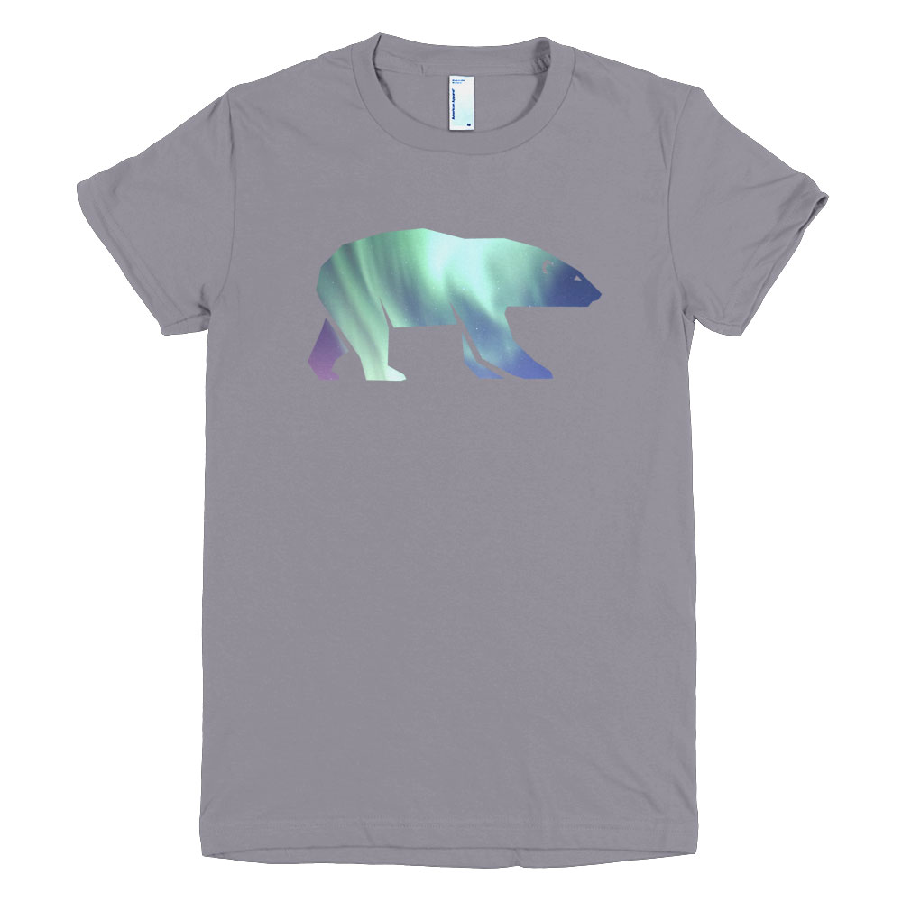 Polar Bear Habitat Women - Slate