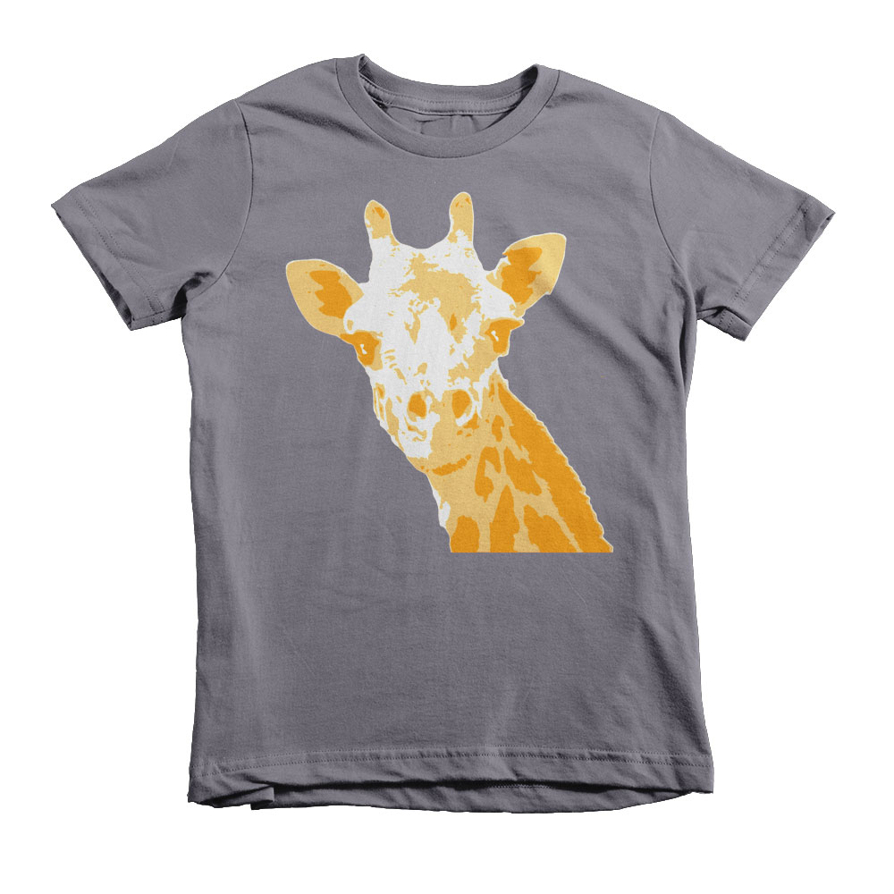 Giraffe Kids - Slate