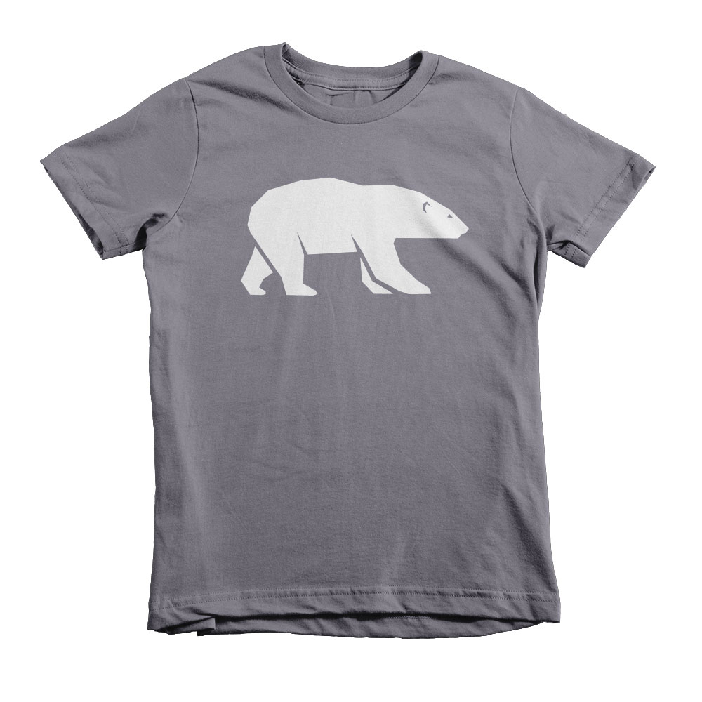 Polar Bear Habitat Kids - Slate