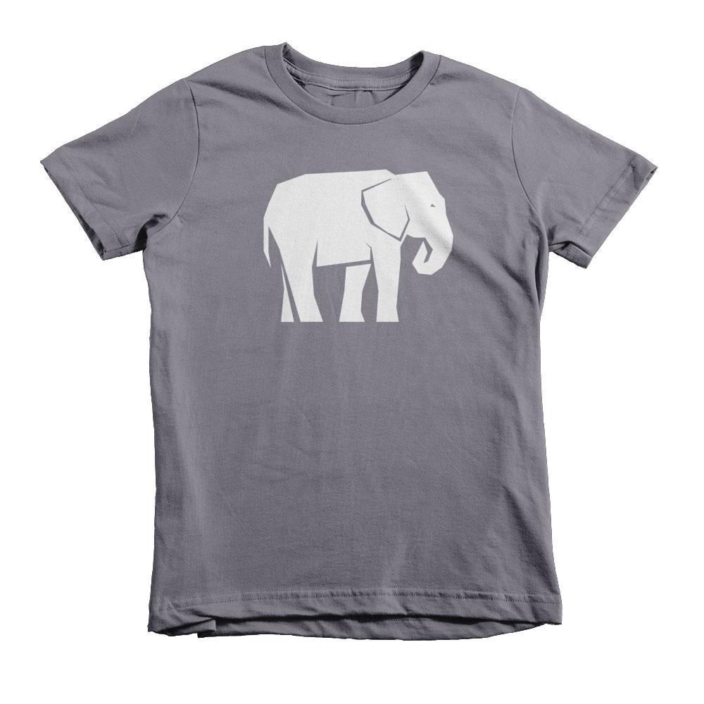 Elephant Habitat Kids - Slate