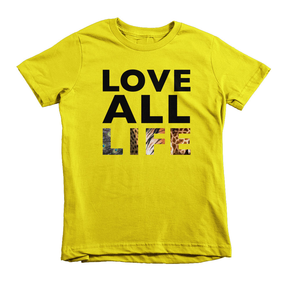 Love All Life Kids - Sunshine