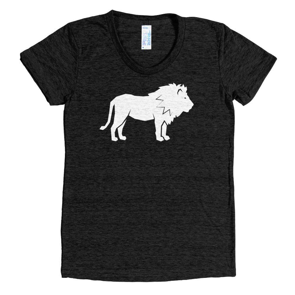 Lion Women - Tri-Black