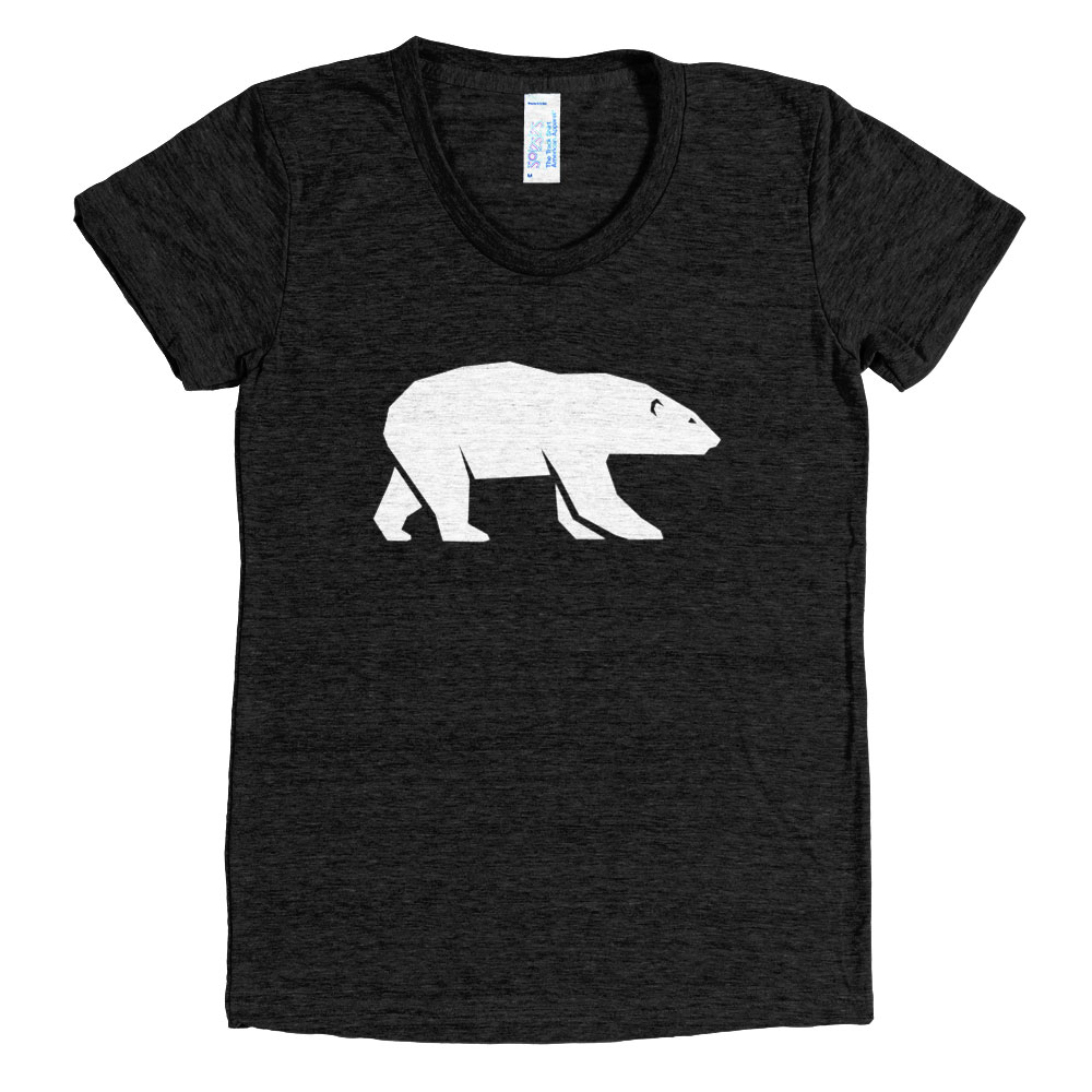 Polar Bear Women - Tri-Black