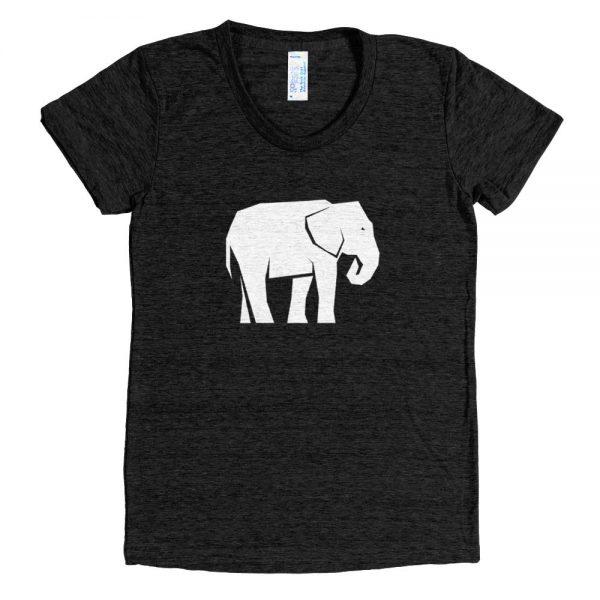 Elephant Habitat Women - Tri-Black