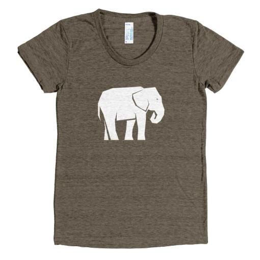 Elephant Habitat Women - Tri-Coffee
