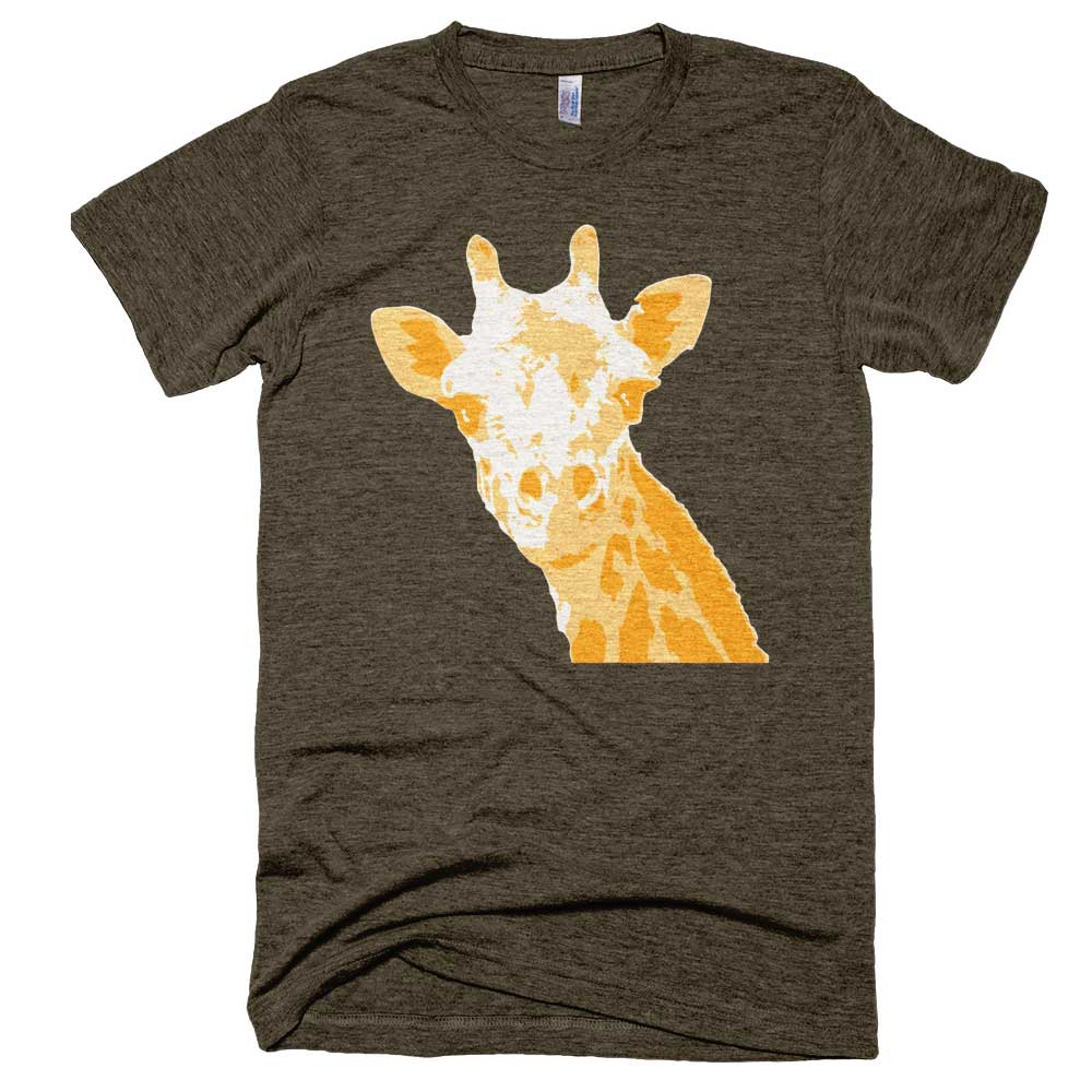Giraffe Mens - Tri-Coffee