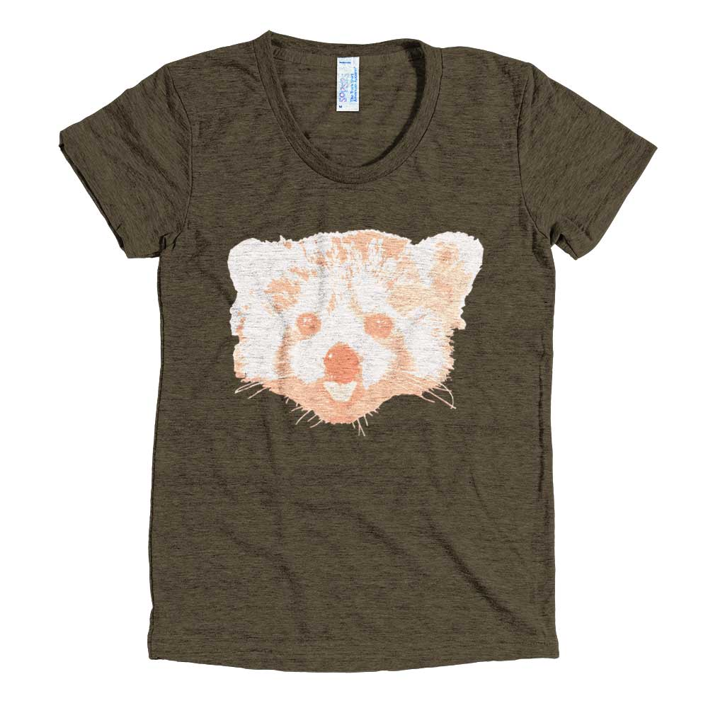 Red Panda Women - Tri-Coffee