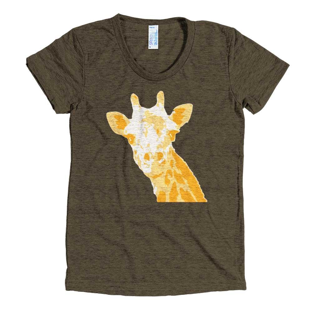 Giraffe Women - Tri-Coffee