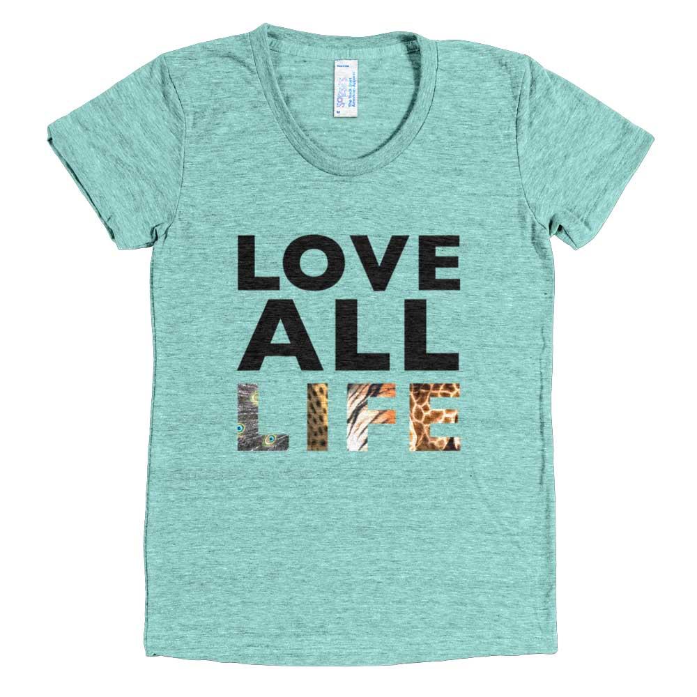 Love All Life Women - Tri-Lemon