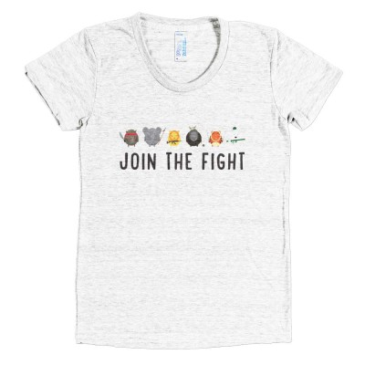 Join the Fight Women - Tri-Oatmeal