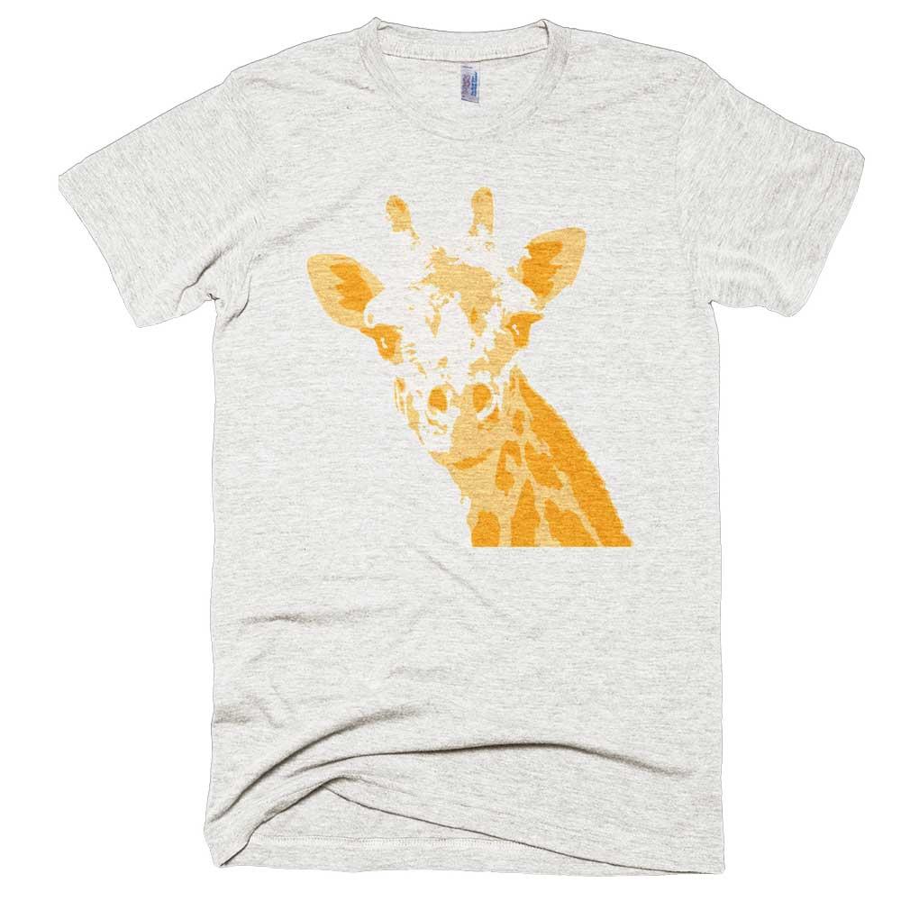 Giraffe Mens - Tri-Oatmeal