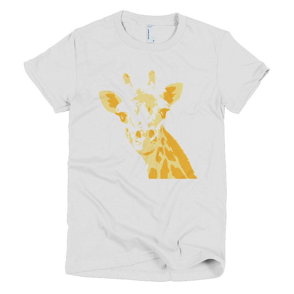 Giraffe Women - White