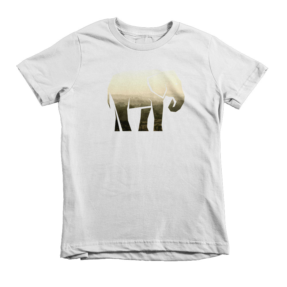 Elephant Habitat Kids - White