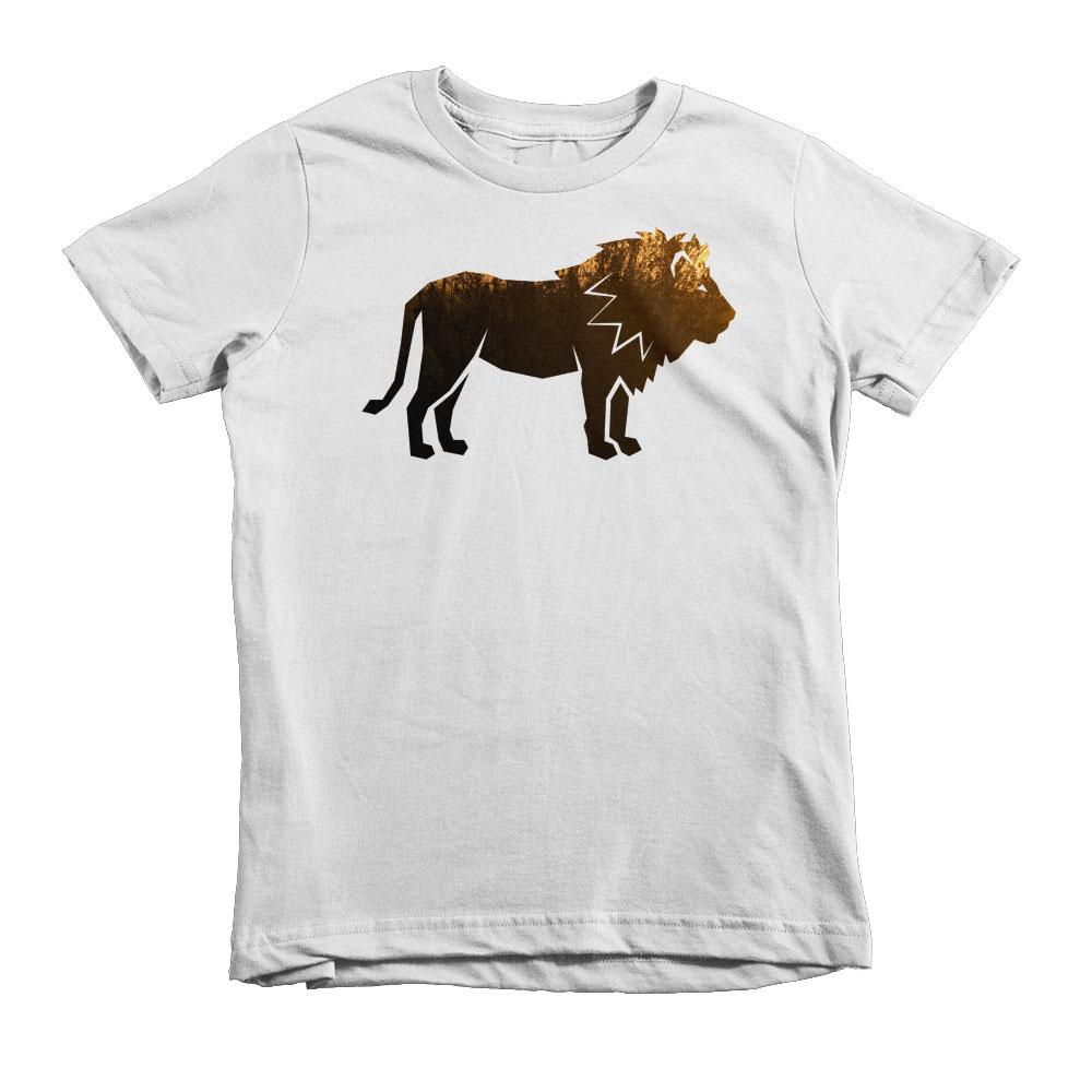 Lion Habitat Kids - White