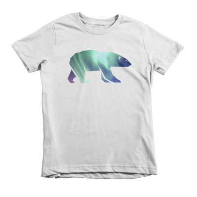 Polar Bear Habitat Kids - White