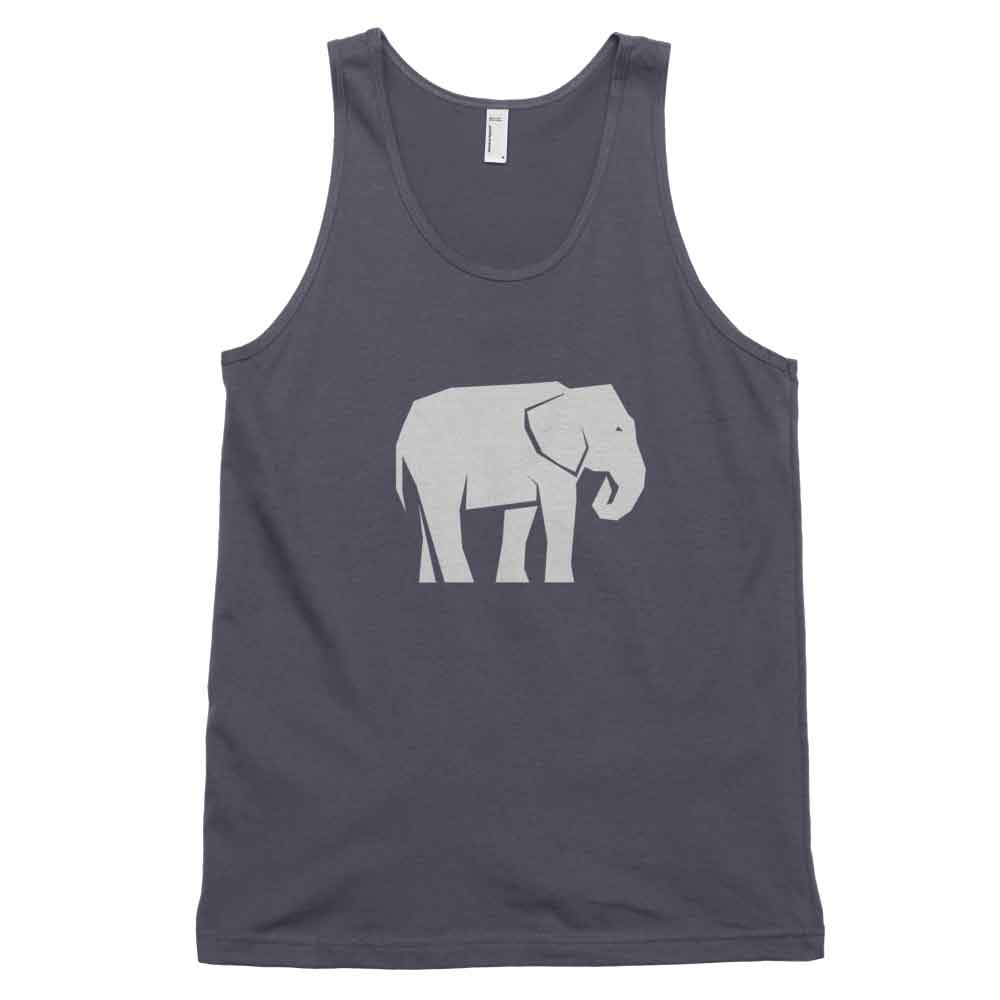 Elephant Habitat Tank - Asphalt