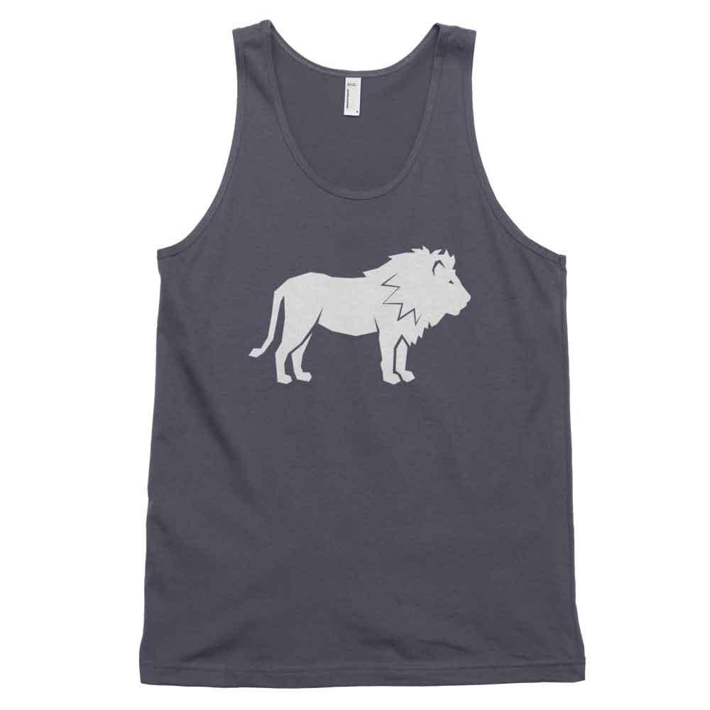 Lion Habitat Tank - Asphalt