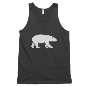 Polar Bear Habitat Tank - Black