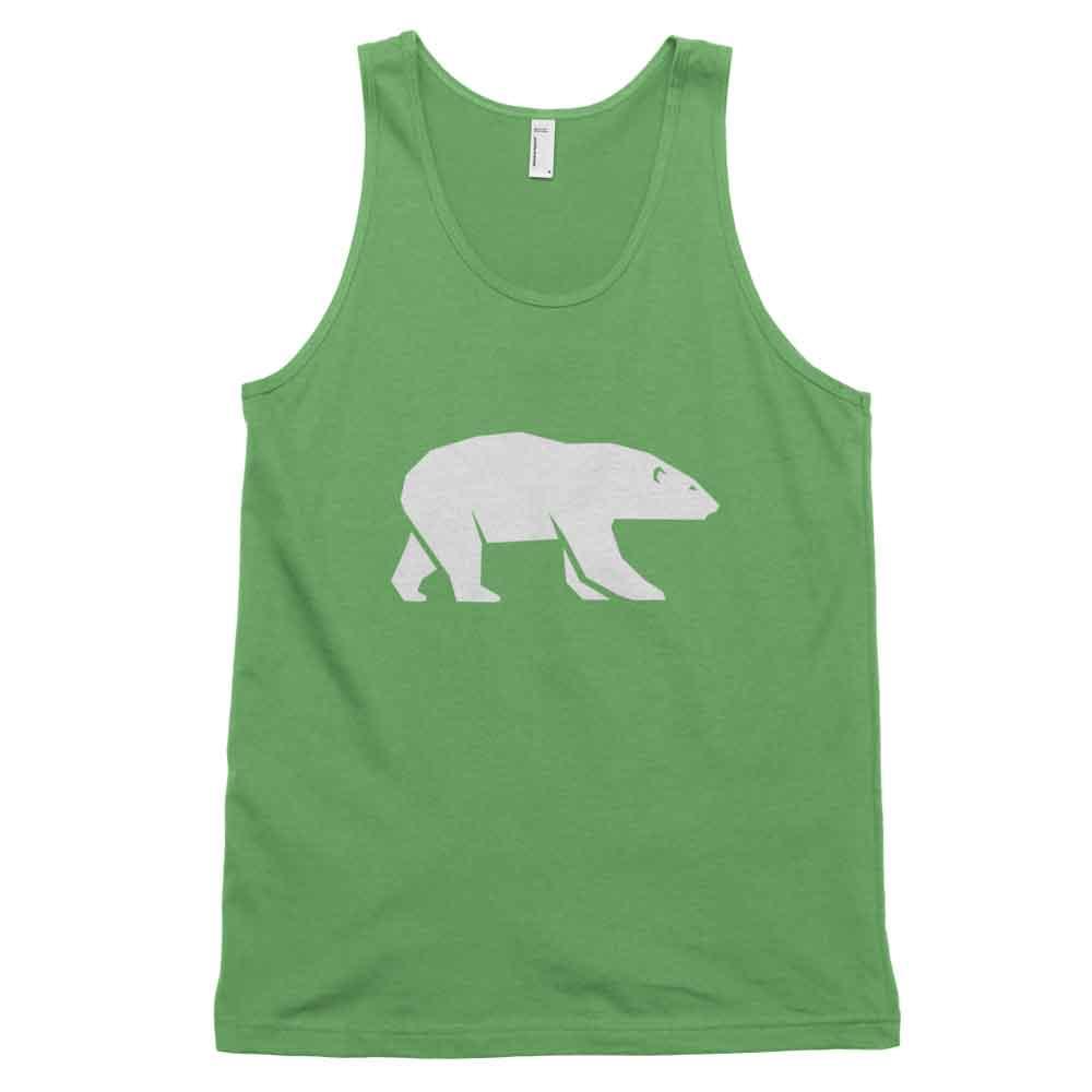 Polar Bear Habitat Tank- Grass