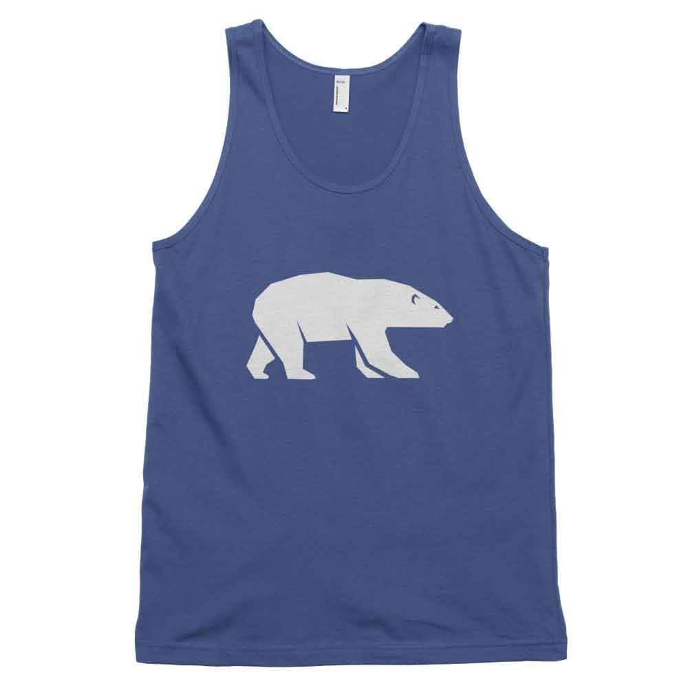 Polar Bear Habitat Tank - Lapis