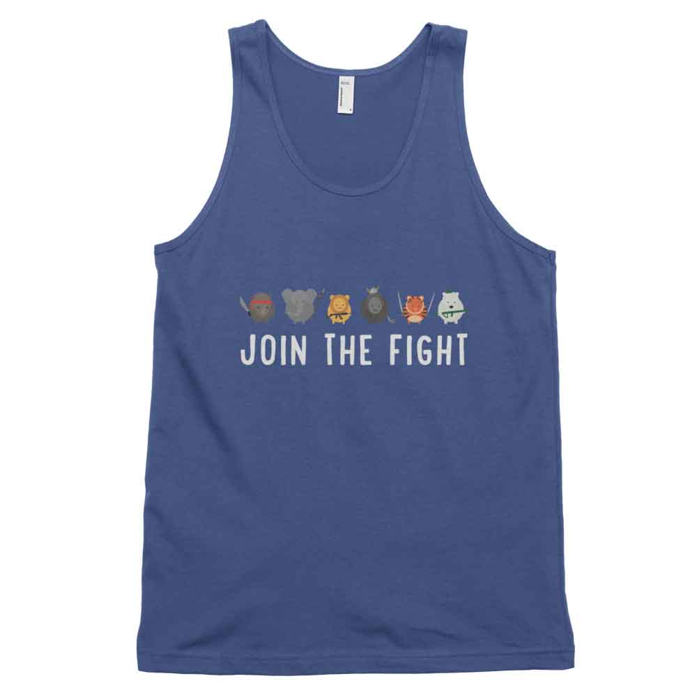 Join the Fight Tank - Lapis