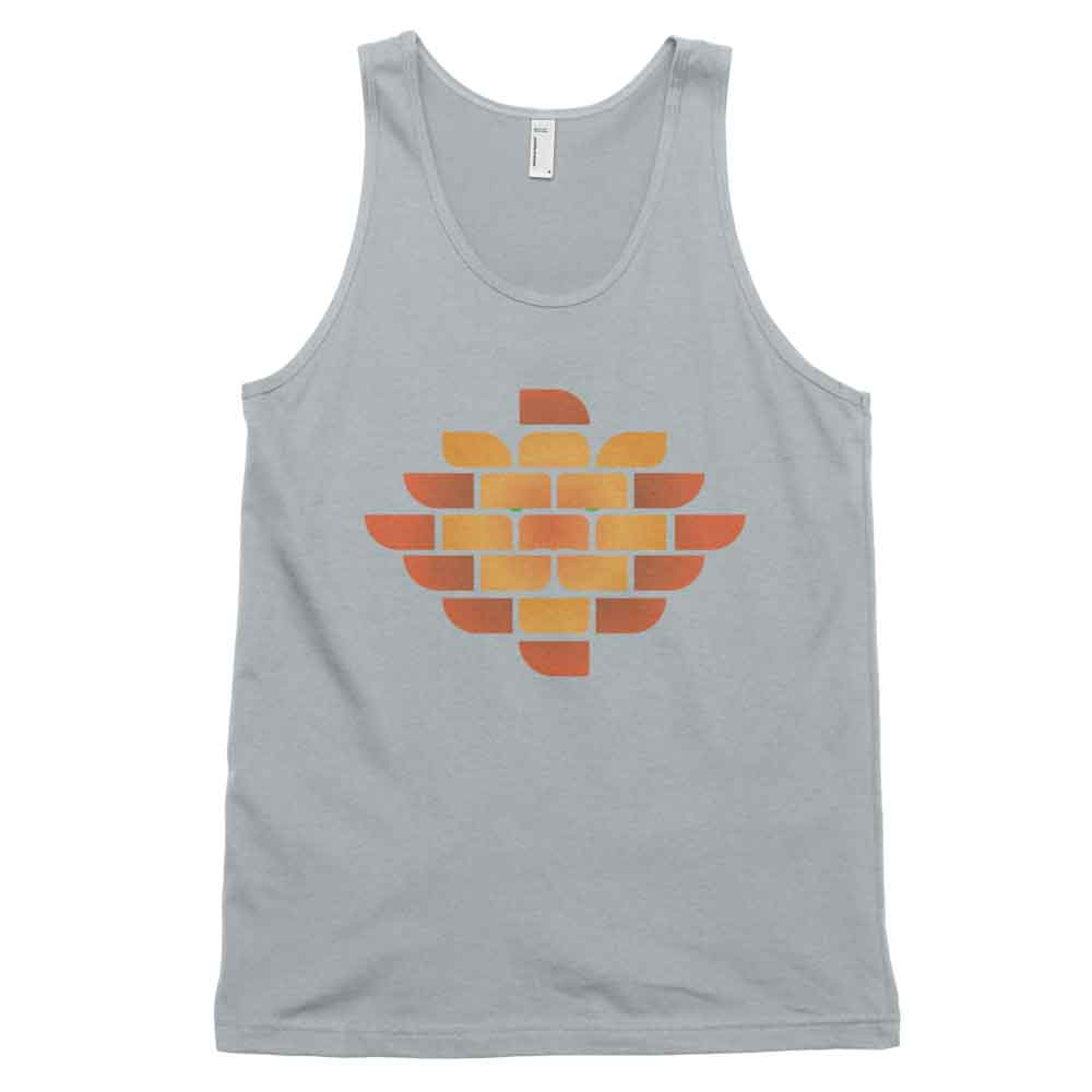 Brick Lion Tank - New Silver