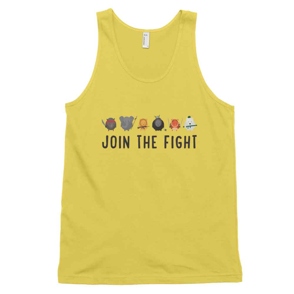 Join the Fight Tank - Sunshine