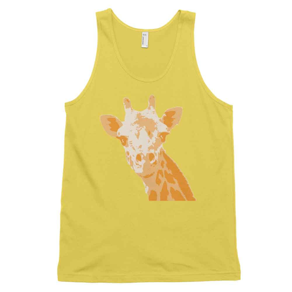 Giraffe Tank - Sunshine