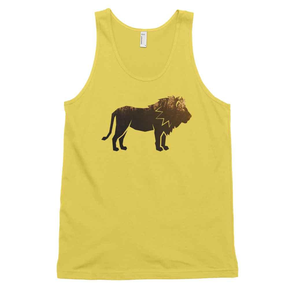 Lion Habitat Tank - Sunshine