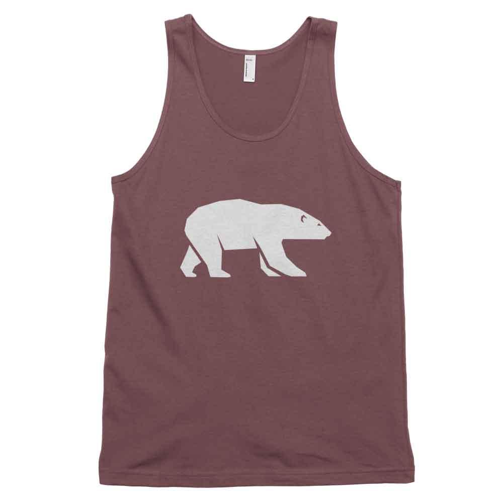 Polar Bear Habitat Tank - Truffle
