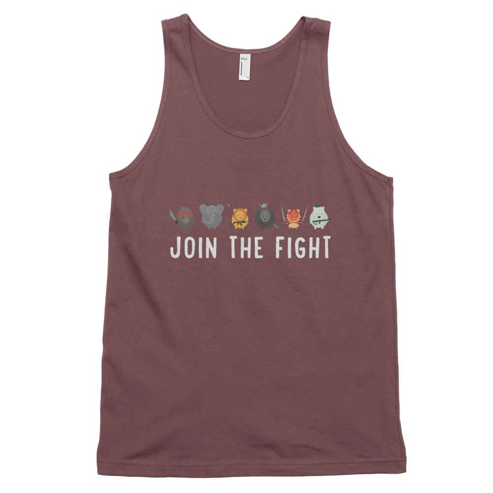 Join the Fight Tank - Truffle