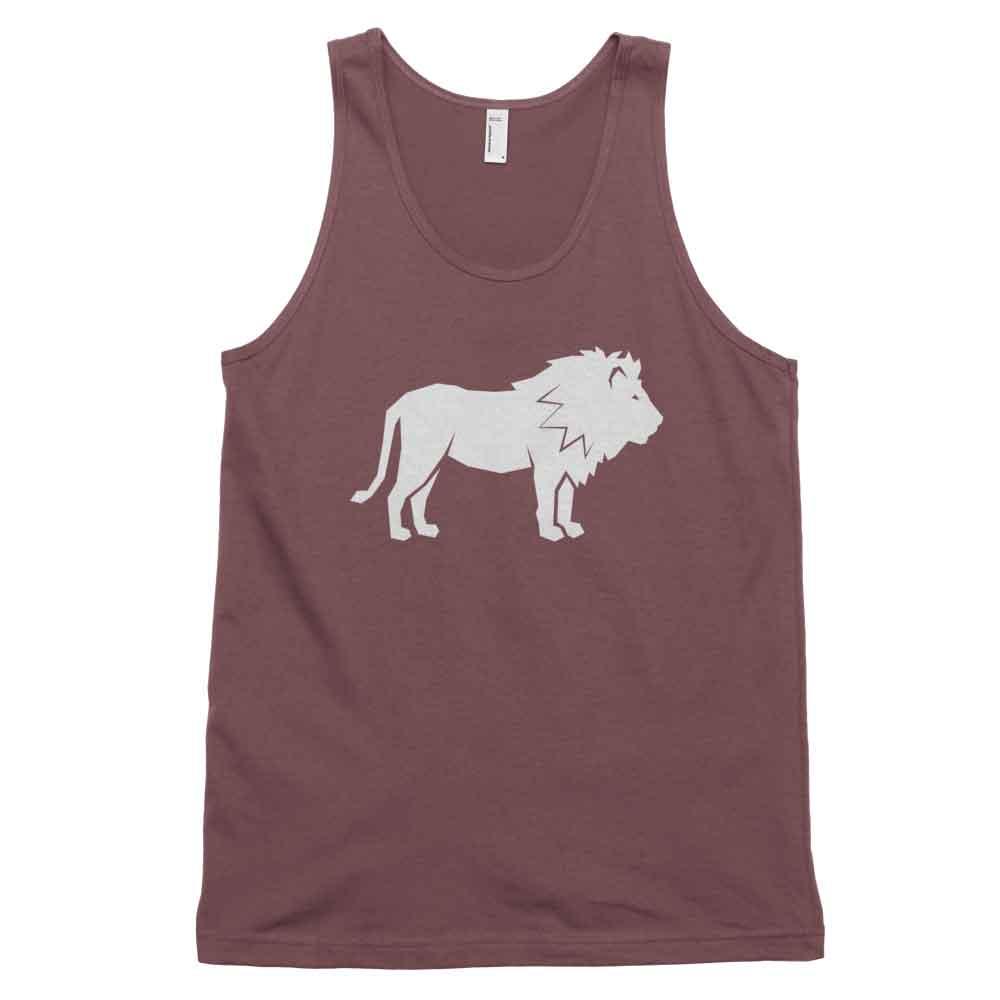 Lion Habitat Tank - Truffle