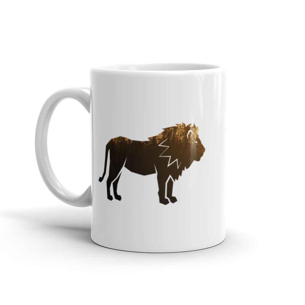 Lion Habitat Mug