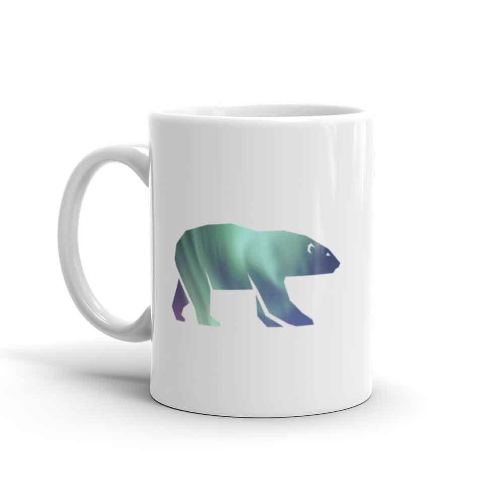 Polar Bear Habitat Mug