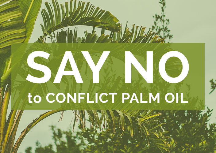 Palm Oil: How and Why to Avoid It
