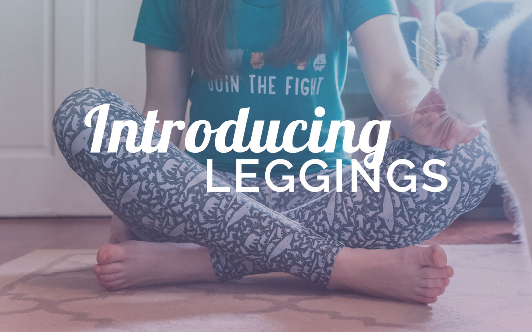 NEW: Endangered Species Leggings